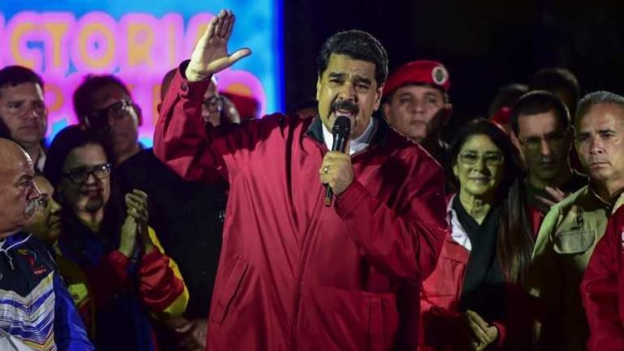 El Frente Amplio y su mirada sobre Venezuela - Ronda NTN - No Toquen Nada | DelSol 99.5 FM