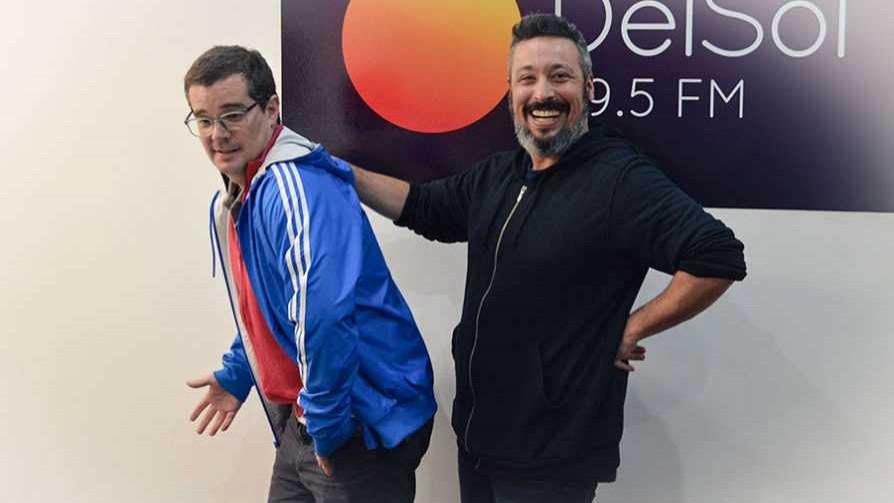 Se definió con una cumbia... - La batalla de los DJ - La Mesa de los Galanes | DelSol 99.5 FM