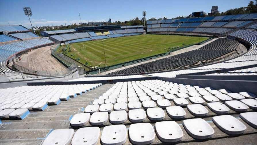 Ranchero desde el palco del Estadio (13/8/2017) - Ranchero - Locos x el Fútbol | DelSol 99.5 FM