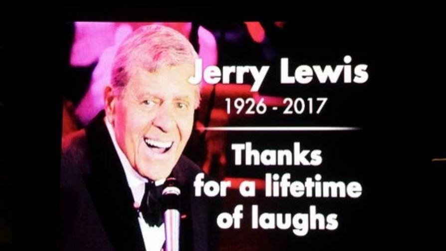 Jerry Lewis, un comediante que siempre necesitó más - El especialista - Cambio & Fuera | DelSol 99.5 FM