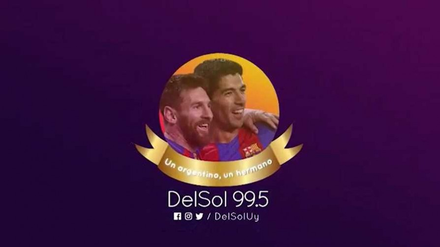 Un argentino, un hermano - Especiales - Videos | DelSol 99.5 FM