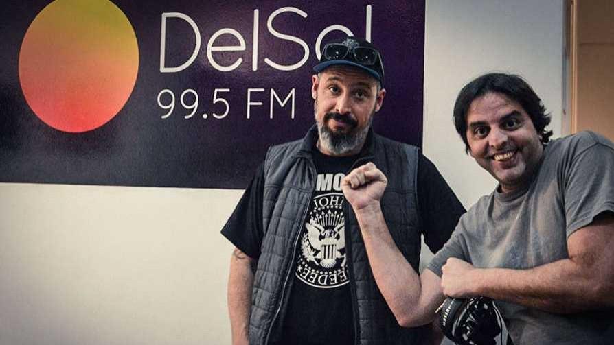 Y ya lo ve, y ya lo ve...  - La batalla de los DJ - La Mesa de los Galanes | DelSol 99.5 FM