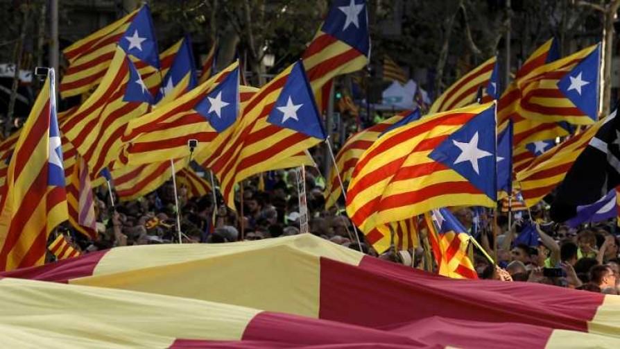 La tensión del referéndum desde Cataluña - Colaboradores del Exterior - No Toquen Nada | DelSol 99.5 FM