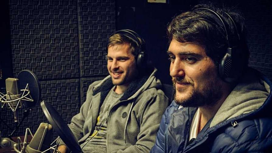 Ururoots presentó su música - Arriba los que escuchan - Cambio & Fuera | DelSol 99.5 FM