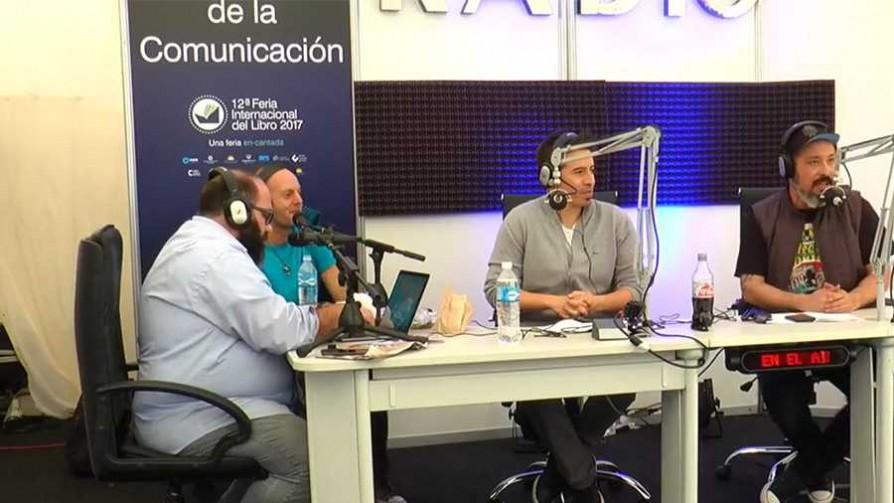La Mesa desde la Feria del Libro de San José - Audios - La Mesa de los Galanes | DelSol 99.5 FM