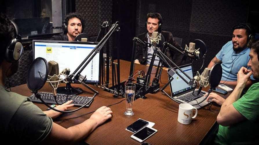 Los Halven  - Arriba los que escuchan - Cambio & Fuera | DelSol 99.5 FM