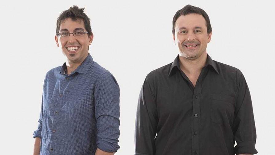 Marcos Silva y Nono Guido en Locos por el Fútbol - Entrevistas - Locos x el Fútbol | DelSol 99.5 FM