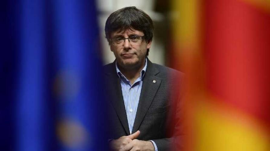 Puigdemont y su trampa de espía para poder votar - Colaboradores del Exterior - No Toquen Nada | DelSol 99.5 FM