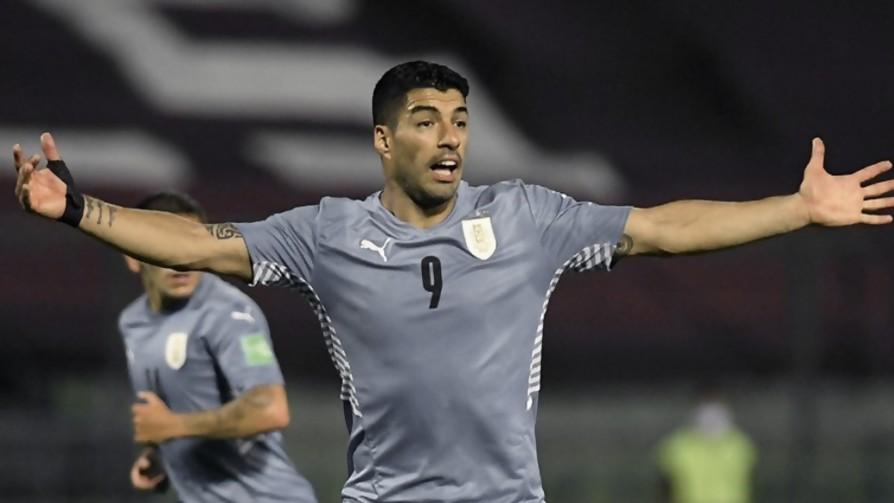 Las sensaciones del juego de Uruguay y la falta de gol en la voz de Luis Suárez - A la cancha - 13a0 | DelSol 99.5 FM