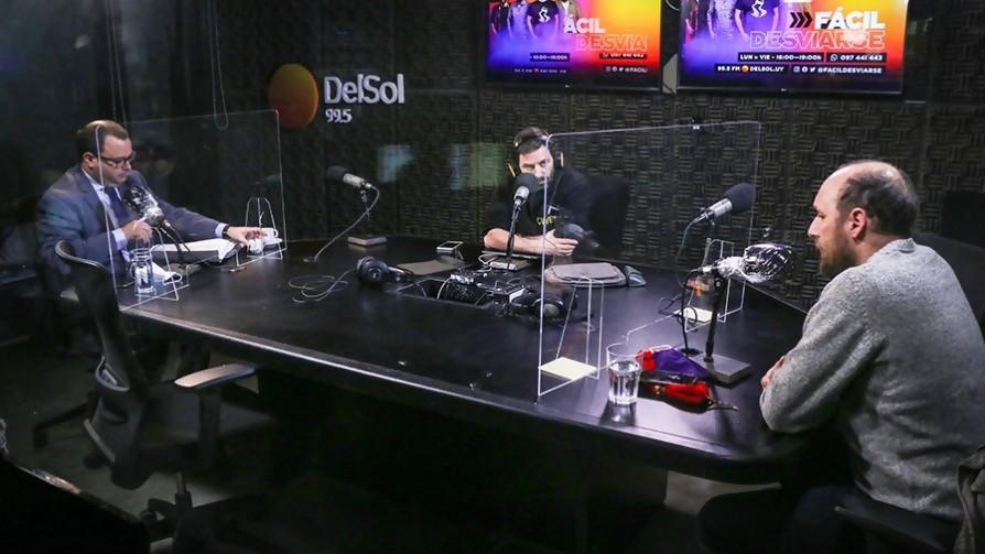 Sabini vs. Schipani: Las horas docente como problema - Entrevista central - Facil Desviarse | DelSol 99.5 FM