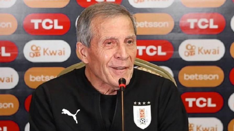 Scaloni, Tabárez y el último baile de Diego Godín - Copa América 2021  - 13a0 | DelSol 99.5 FM