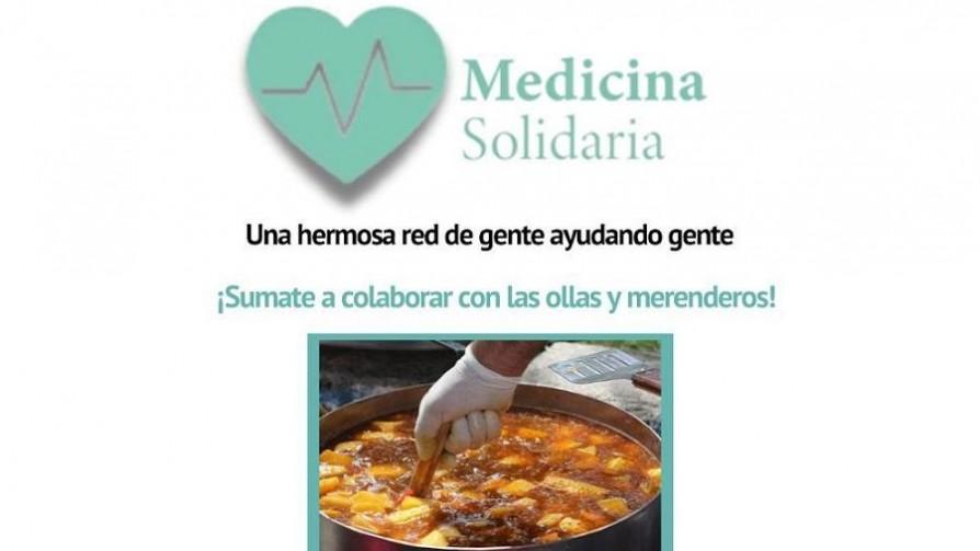 Daniel Drexler y la movida Medicina Solidaria - Hoy nos dice - Quién te Dice   DelSol 99.5 FM