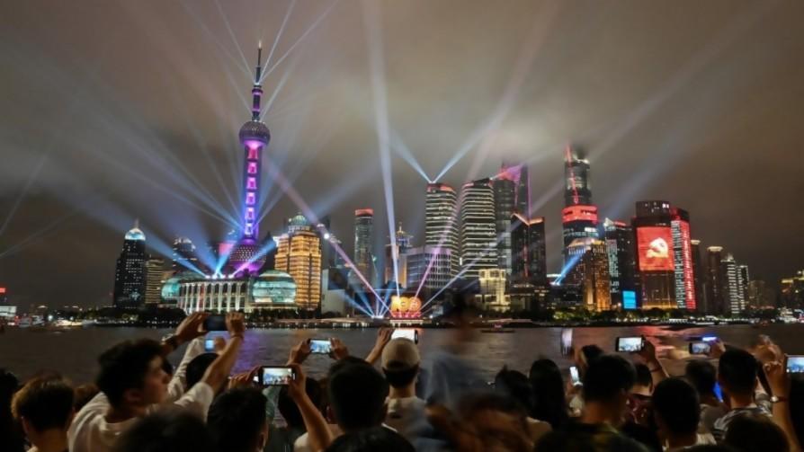 100 años del Partido Comunista Chino - Cociente animal - Facil Desviarse | DelSol 99.5 FM