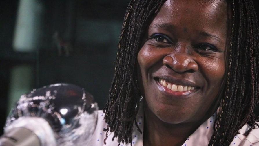 """La historia de Angelina Vunge, la angoleña que tomó el sufrimiento como """"lección de vida"""" - Charlemos de vos - Abran Cancha   DelSol 99.5 FM"""