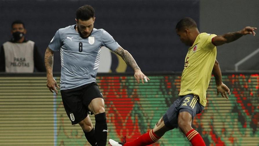 Celeste de datos - Copa América 2021  - 13a0 | DelSol 99.5 FM