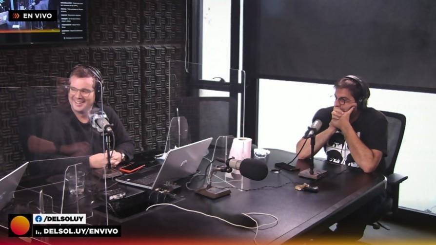 DJ Narizguetta sigue vivo pero con una memoria a corto plazo hermosa - DJ vs DJ - La Mesa de los Galanes   DelSol 99.5 FM