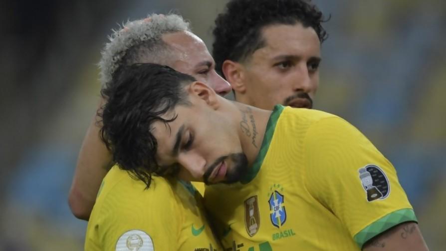 Recorremos Brasil para saber cómo es el ánimo luego de la derrota ante Argentina - Audios - Locos x el Fútbol   DelSol 99.5 FM