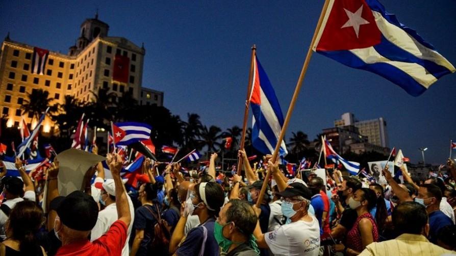 El debate por la situación de Cuba y por qué TV Ciudad fue tendencia - La Semana en Cinco Minutos - Abran Cancha   DelSol 99.5 FM