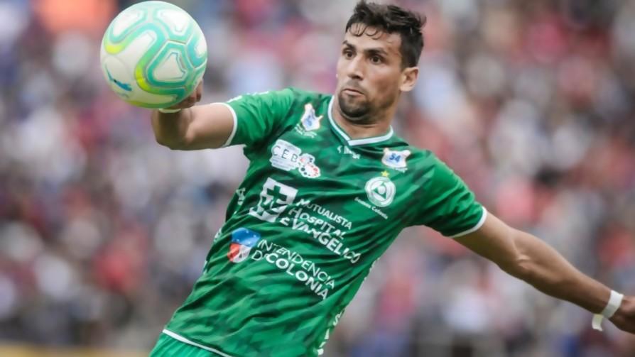 Jugador Chumbo: Mario Risso - Jugador chumbo - Locos x el Fútbol   DelSol 99.5 FM