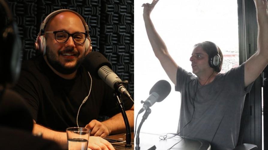 Preguntas cruzadas: Jorge Piñeyrúa vs Jorge Balmelli  - Entrada en calor - 13a0 | DelSol 99.5 FM