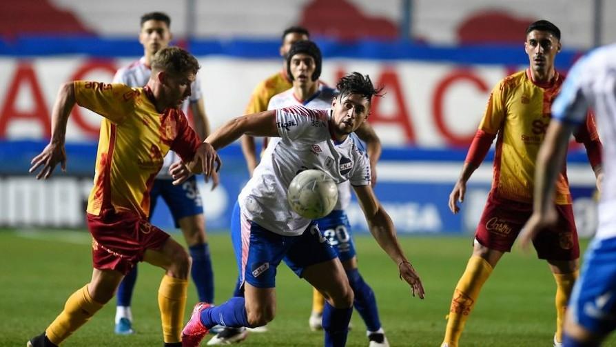 Nacional 3 - 0 Villa Española - Replay - 13a0   DelSol 99.5 FM