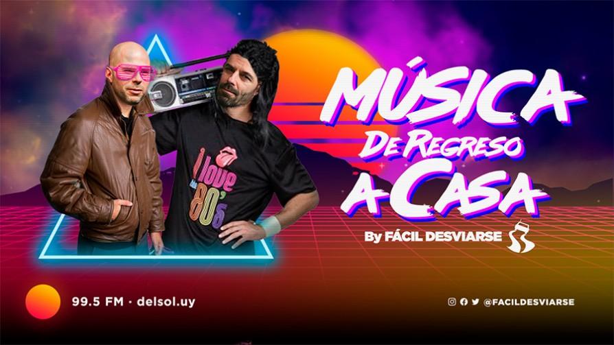1989, ganó Menem, ganó la música - Música de regreso a casa - Facil Desviarse | DelSol 99.5 FM