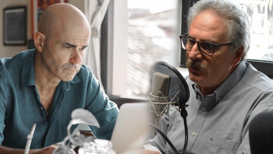 Los funcionamientos según Sacheri  - Entrevistas - 13a0   DelSol 99.5 FM