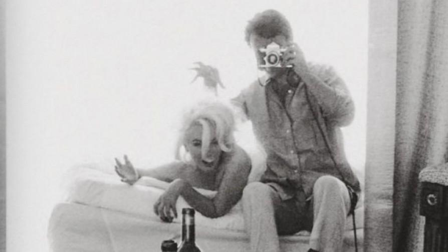 """Bert Stern y """"la última sesión"""" de fotos de Marilyn Monroe - Leo Barizzoni - No Toquen Nada   DelSol 99.5 FM"""