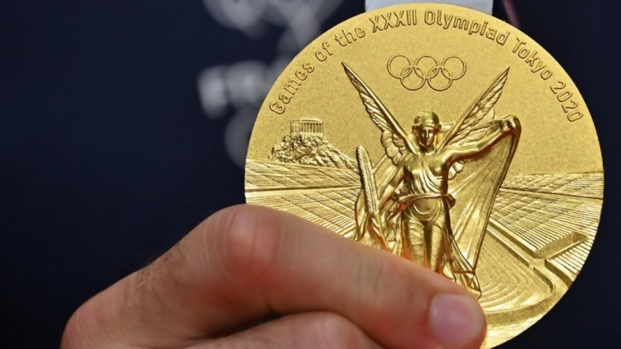 La economía de las medallas olímpicas - Cociente animal - Facil Desviarse   DelSol 99.5 FM