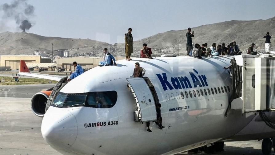 Afganistán: la huella digital y sus consecuencias - Victoria Gadea - No Toquen Nada | DelSol 99.5 FM