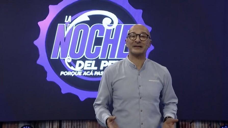 Nelson Burgos mano a mano con el Tío - Tio Aldo - La Mesa de los Galanes | DelSol 99.5 FM