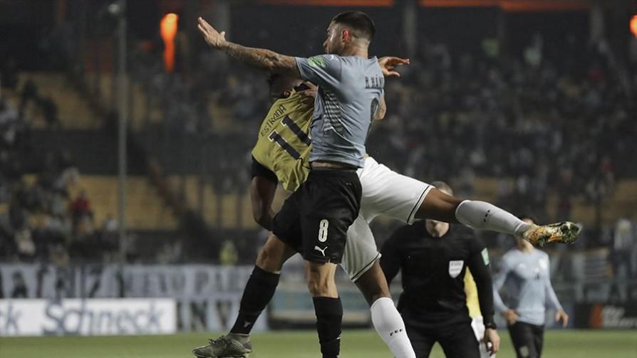 Uruguay 1 - 0 Ecuador  - Replay - 13a0   DelSol 99.5 FM