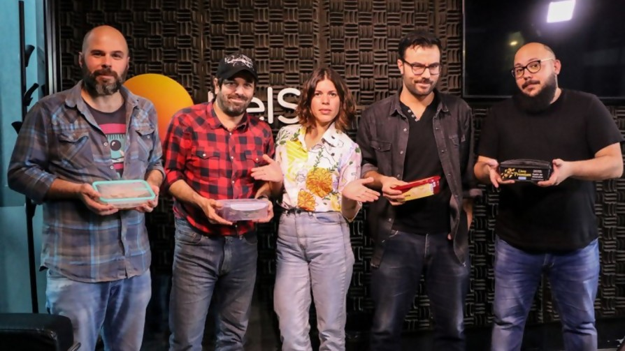 Tupper chef: el primer reality de sobras del Uruguay - De pinche a cocinero - Facil Desviarse | DelSol 99.5 FM
