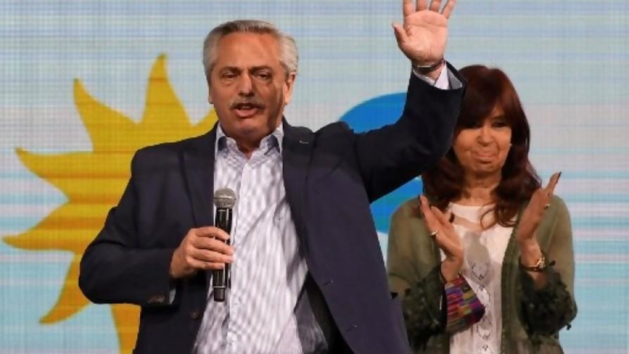 Alberto y Cristina, ¿una tregua después del caos?  - Audios - Facil Desviarse   DelSol 99.5 FM