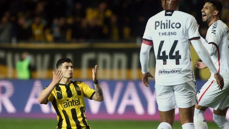 Demasiado Peñarol a Peñarol  - Darwin - Columna Deportiva - No Toquen Nada   DelSol 99.5 FM