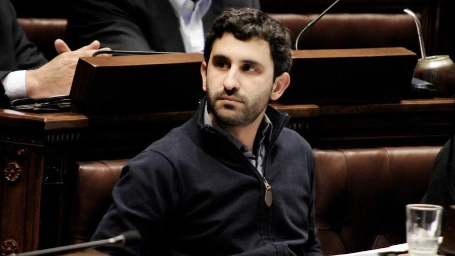 Daniel Caggiani dijo que no conocen cláusula agregada a pedido de CA en acuerdo con Katoen Natie - Entrevistas - Doble Click | DelSol 99.5 FM