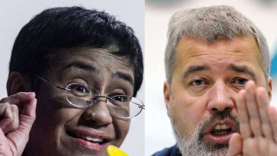 Sospechoso Nobel de la Paz a periodistas ¿es a modo de despedida?/ Suspenden eutanasia en Colombia - Columna de Darwin - No Toquen Nada | DelSol 99.5 FM