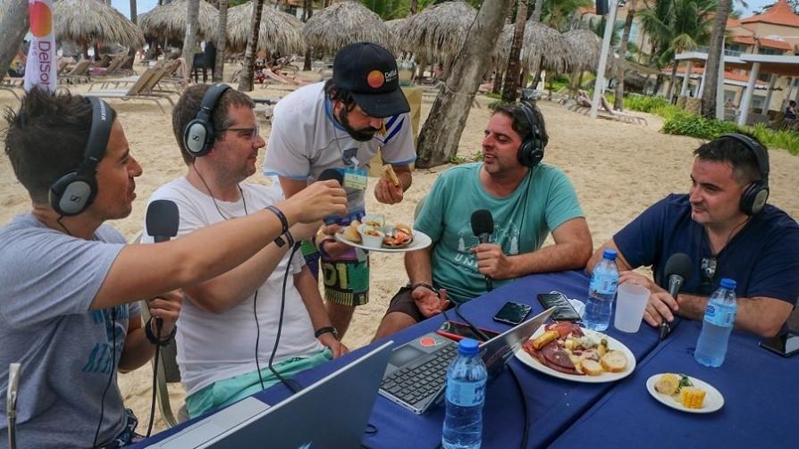 ¿Cuánto se engorda comiendo una semana en un 'all inclusive'? - Sobremesa - La Mesa de los Galanes | DelSol 99.5 FM
