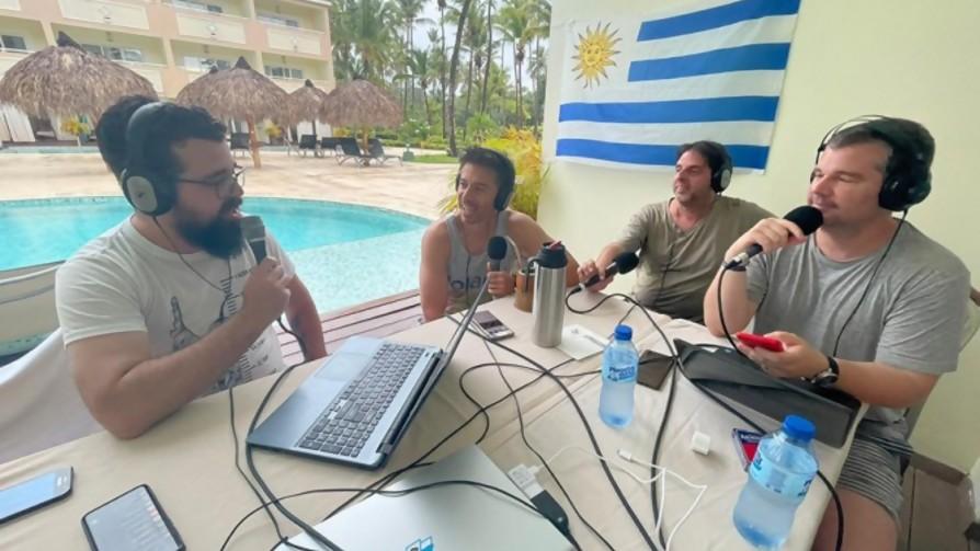 Alvin y Juan Luis Guerra - Jodidos de columna - La Mesa de los Galanes | DelSol 99.5 FM