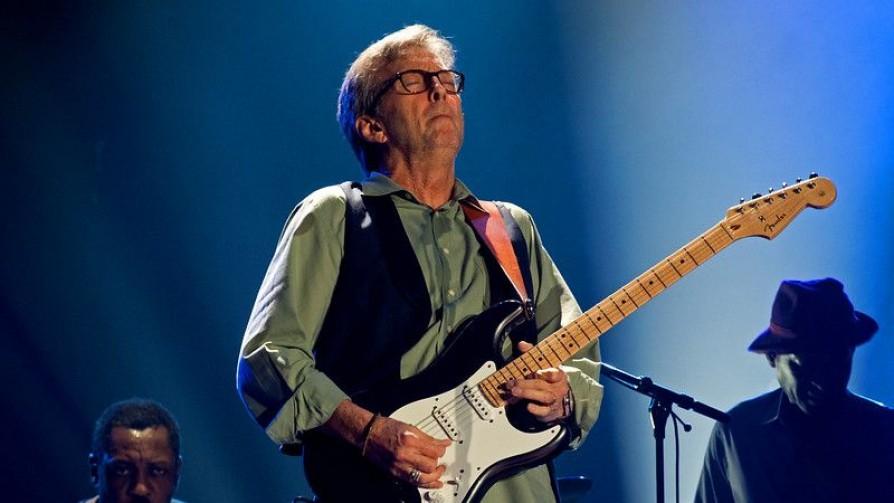 Rolling Stone y una nueva cancelación: Clapton  - Arranque - Facil Desviarse | DelSol 99.5 FM