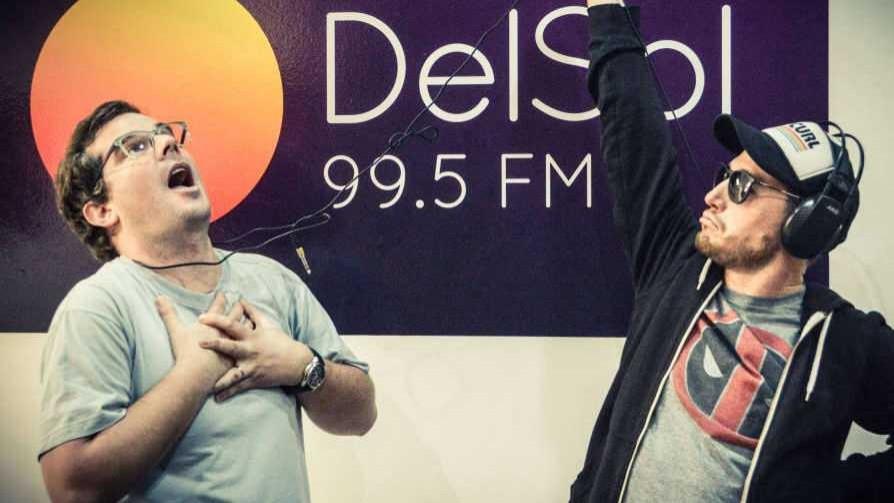 Él es puro golpe... - La batalla de los DJ - La Mesa de los Galanes | DelSol 99.5 FM