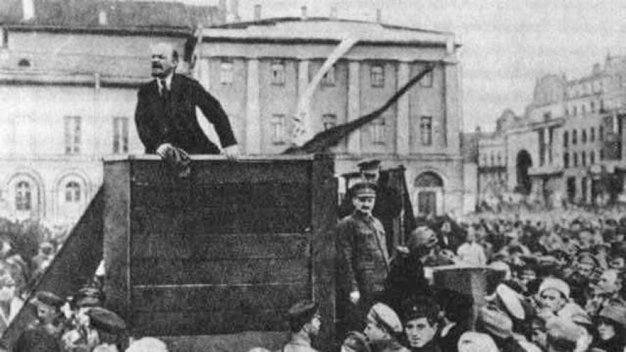 Cuando los bolcheviques se quedaron con la revolución - Gabriel Quirici - No Toquen Nada   DelSol 99.5 FM