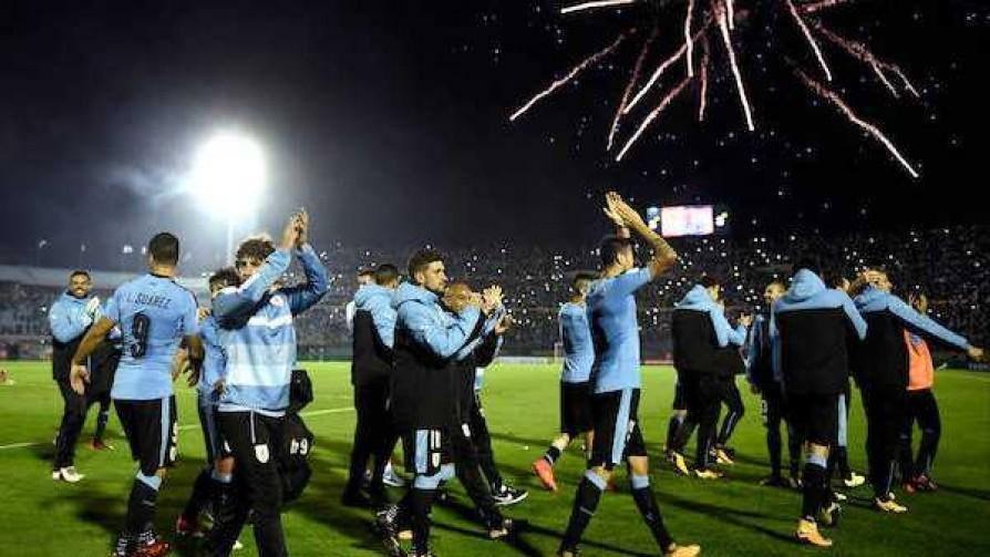 Uruguay al Mundial - Limpiando el plato - 13a0 | DelSol 99.5 FM