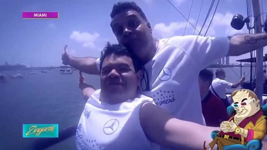 Los Zíngaros y Edison Campiglia - Especiales - Videos | DelSol 99.5 FM