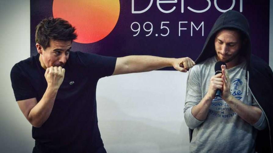 Ganó el que tiene más noche - La batalla de los DJ - La Mesa de los Galanes | DelSol 99.5 FM