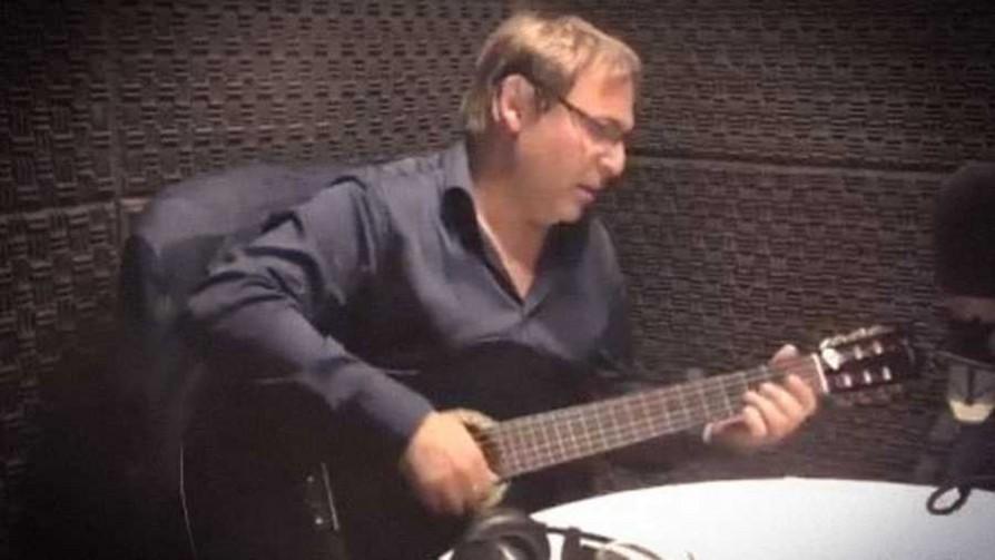 ¿Qué lugar ocupa la música en la vida de Gabriel Rolón?  - El Resumen - Abran Cancha   DelSol 99.5 FM