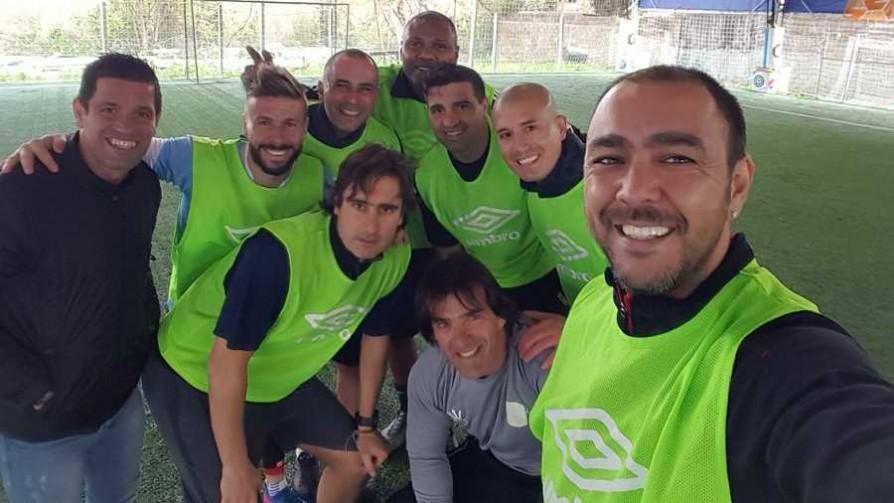 Recoba en Locos desde Guatemala - Entrevistas - Locos x el Fútbol | DelSol 99.5 FM