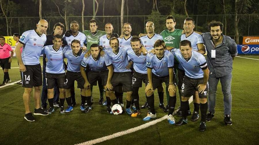 El anti-relato de la Selección de Fútbol 7 - Audios - Locos x el Fútbol   DelSol 99.5 FM