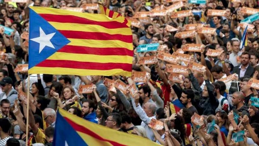 Una voz del gobierno catalán depuesto - Entrevistas - No Toquen Nada | DelSol 99.5 FM