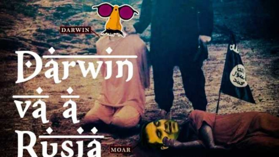 Darwin presentó su campaña para ir a Rusia - Darwin - Columna Deportiva - No Toquen Nada | DelSol 99.5 FM